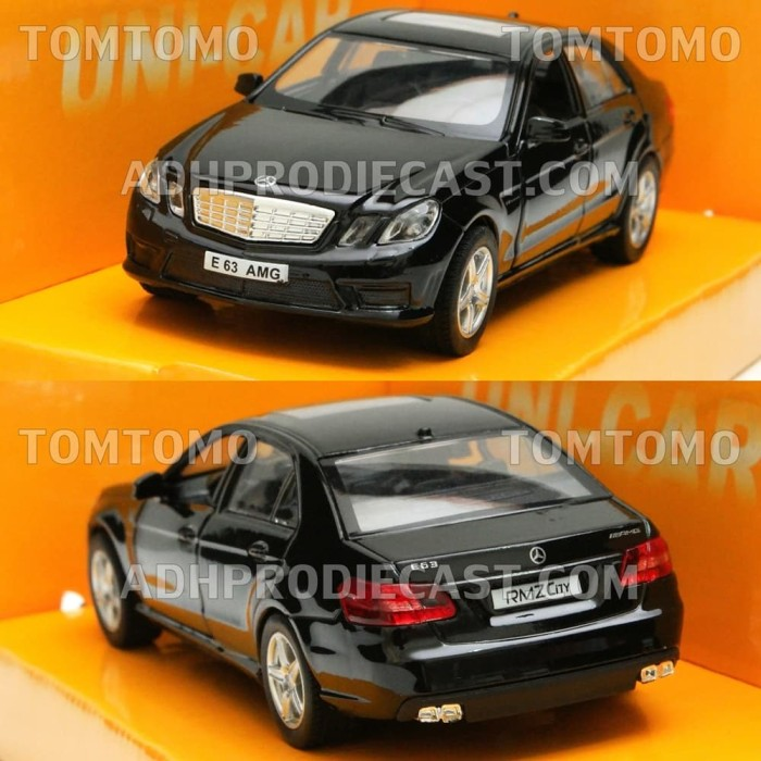 harga Diecast mercedes-benz e63 miniatur mobil mobilan mercy mainan anak rmz Tokopedia.com
