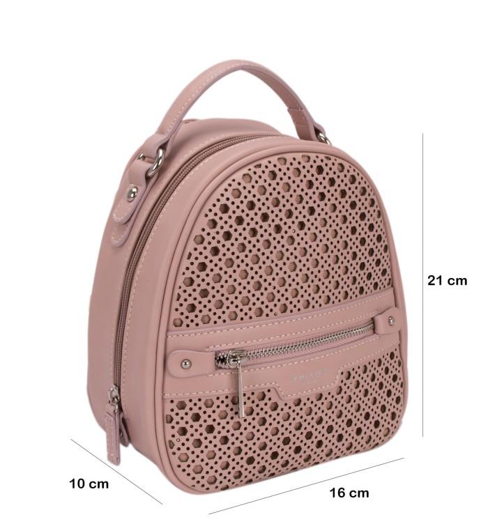 393851dd951 Jual Davidjones Cm3775 Tas Punggung Backpack Ransel Mini Kulit Impor ...
