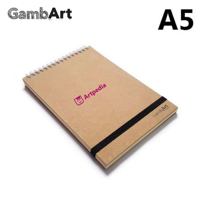 Katalog Sketchbook A5 DaftarHarga.Pw