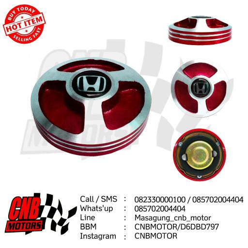 harga Tutup tangki cb racing model beyblade merah Tokopedia.com