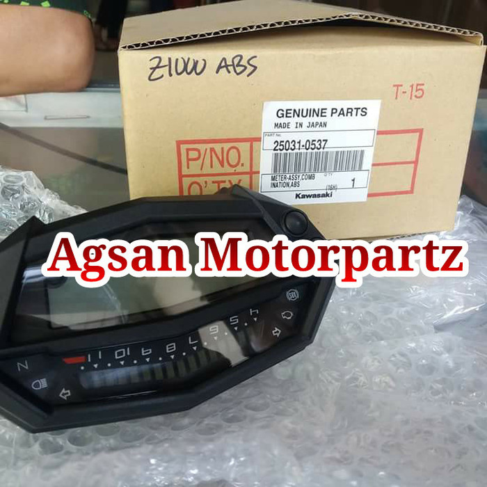 Jual Speedometerspidometer Kawasaki Ninja Z1000 Abs Original