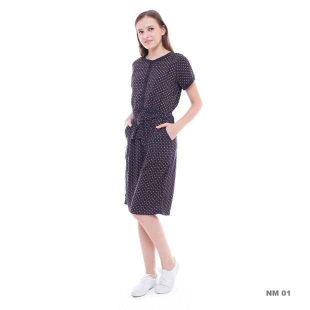 Mamayara baju hamil menyusui nursing wear NM01 1