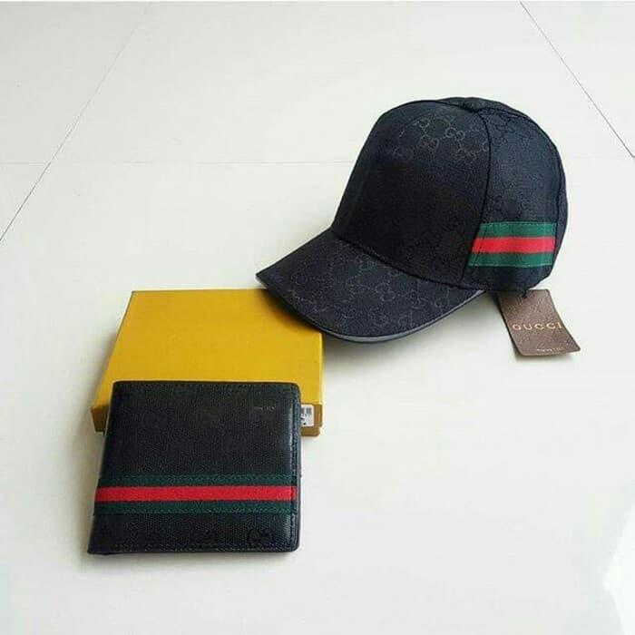 Jual Topi Gucci   Dompet Gucci Premium  e2997e51ef