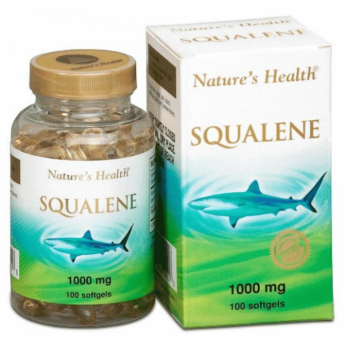 harga Nature's natures nature health squalene 1000 mg - 100 softgels Tokopedia.com