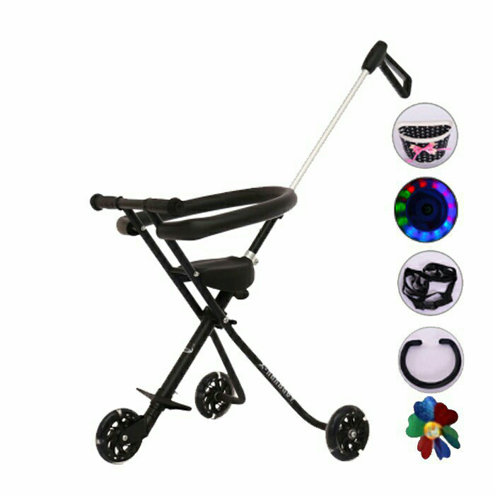 harga Magic Stroller 3 roda Tokopedia.com
