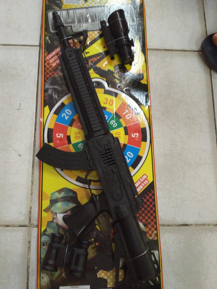 Jual mainan senapan belanda pistol voc jadul Harga MURAH
