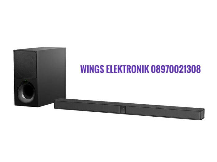 harga Soundbar speaker sony ht-ct290 with subwoofer promo Tokopedia.com
