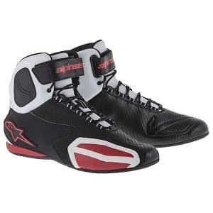harga Alpinestars faster original sepatu touring motor - black white red Tokopedia.com