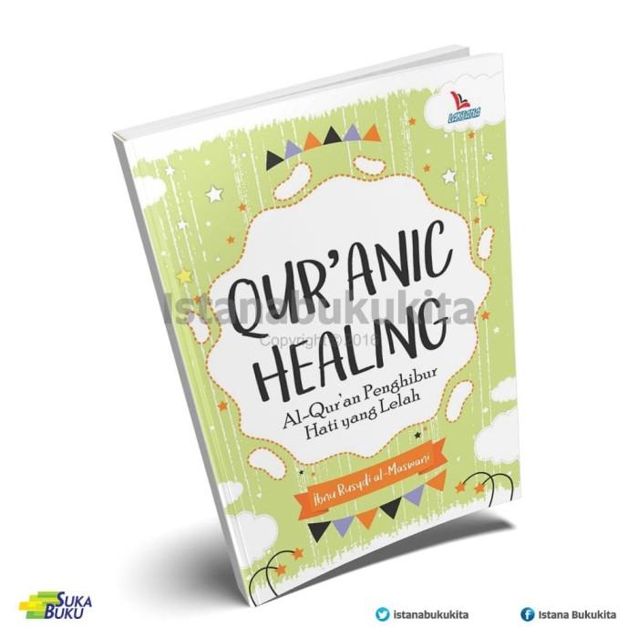 harga Suka buku - quranic healing Tokopedia.com