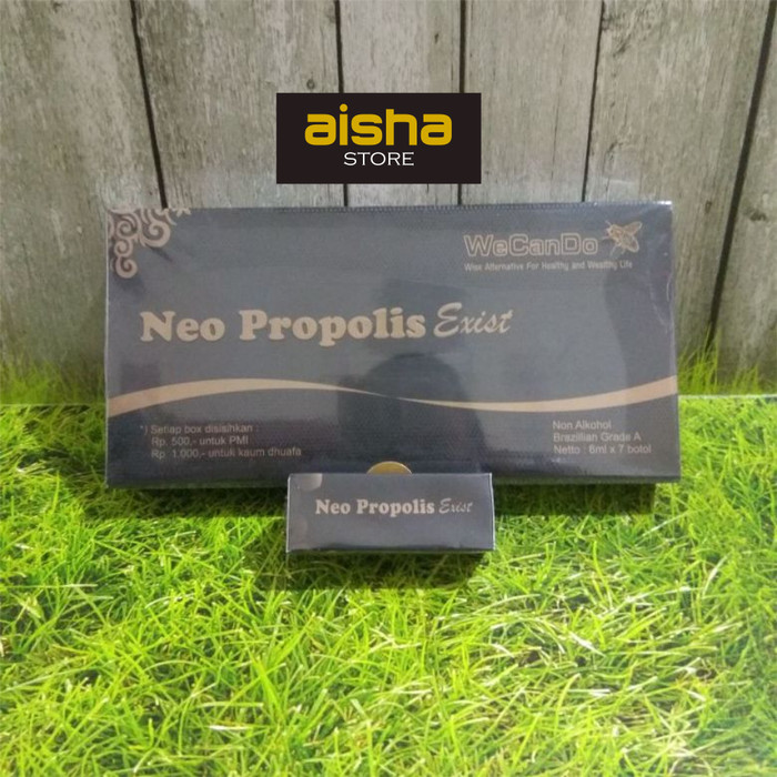 Propolis Nano Brazilian Shubaru C9 Kemasan Botol Baru Isi 7 Daftar Source · Neo Propolis Exist Original