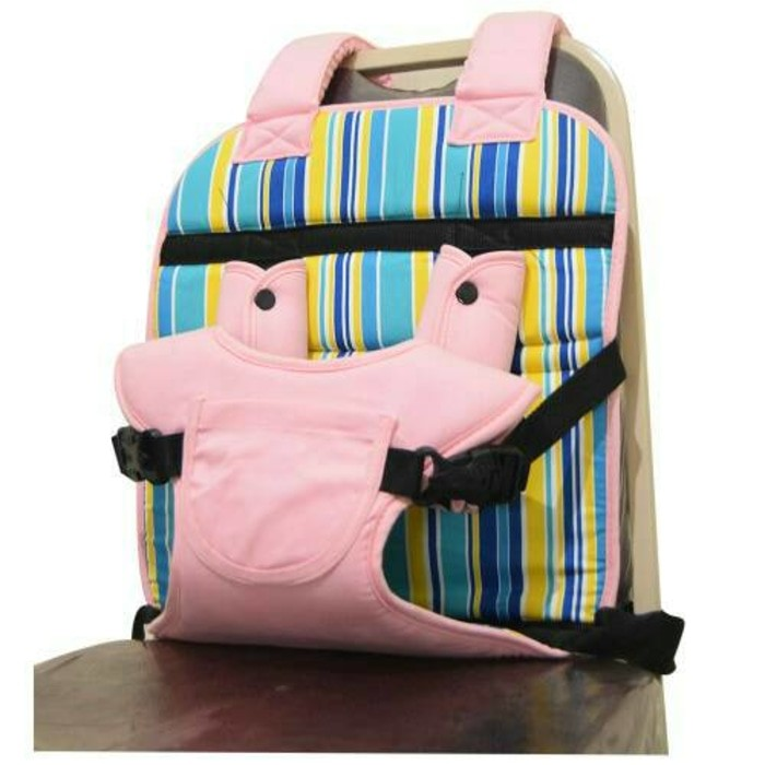 Ultimate Pengaman Duduk bayi Safety Chair Car and Home SC 12 Pink