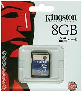 harga Sd card kingston 8 gb class 4 sdhc flash memory card sd4-8gb Tokopedia.com