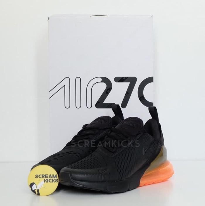 Jual Nike Air Max 270 'Black/Total