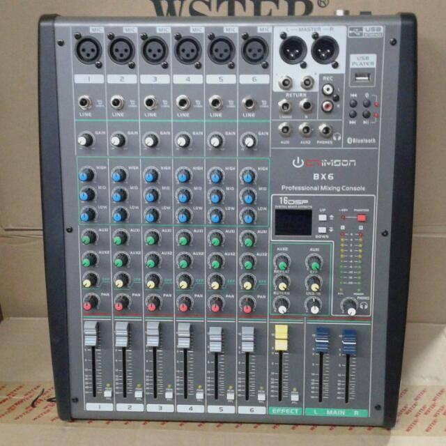 harga Audio mixer crimson bx6 Tokopedia.com