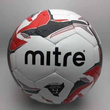 Bola futsal mitre orignal tempest d32p 2 white red new 2018
