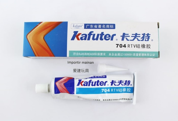 harga Electronic sealant glue kafuter 704 for rc boat ft011 wltoys 12428 Tokopedia.com