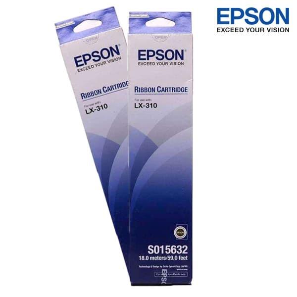 harga Epson ribbon c13s015632 for lx-310 Tokopedia.com