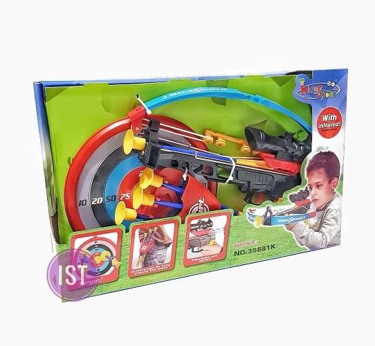 harga Crossbow set 35881k - mainan panah Tokopedia.com
