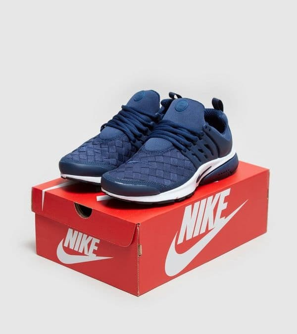 harga Nike Presto Woven Blue   Biru High Premium Original Sepatu Shoes -  Raynstore Blanja. f9b6f95edc