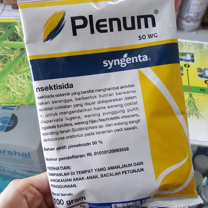 harga Pembasmi serangga insektisida plenum 50wg 100 gram Tokopedia.com