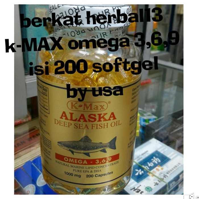Katalog K Max Alaska Fish Oil Travelbon.com