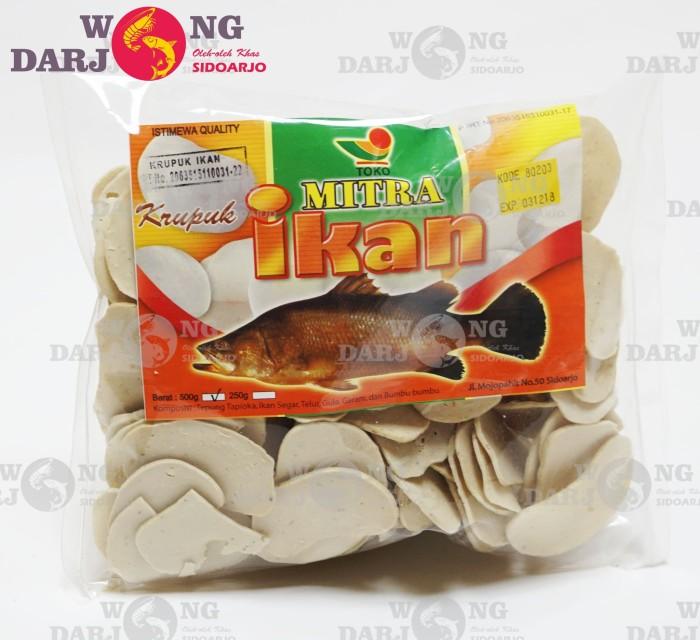 harga Kerupuk ikan istimewa quality  500g khas sidoarjo termurah Tokopedia.com