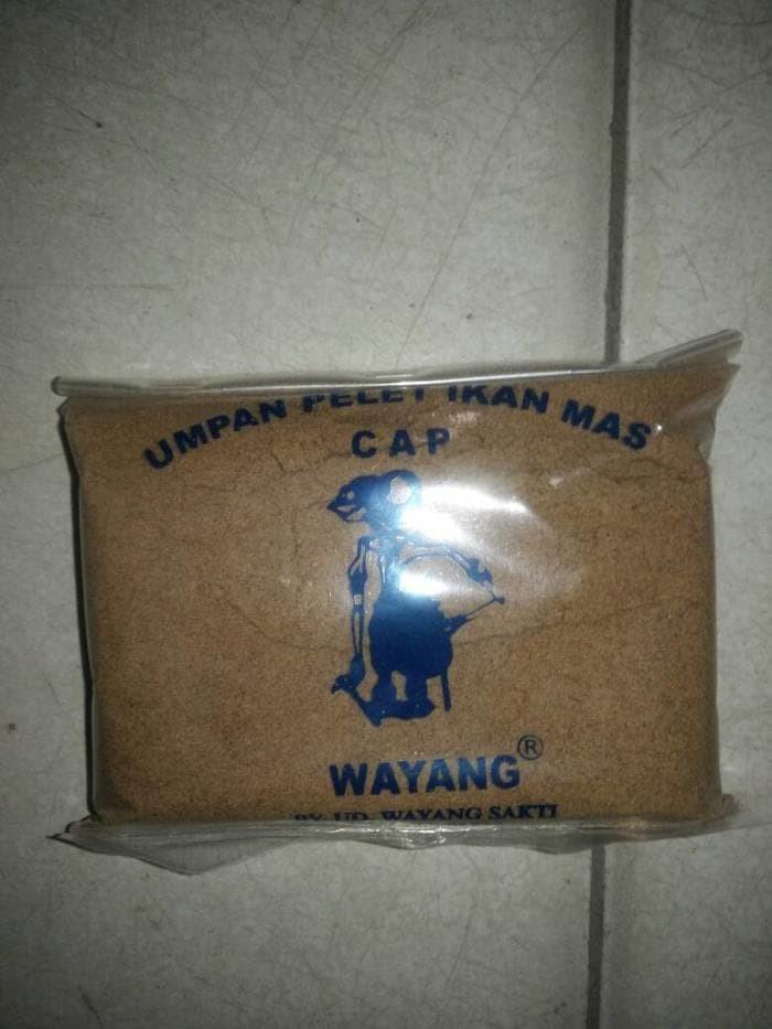 Jual Umpan Ikan Mas Pelet Wayang Coklat Jakarta Pusat Dandeleon Store Tokopedia