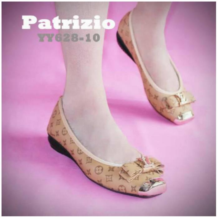 Jual Sepatu Patrizio Flat Shoes YY628-10 - Diez Outlet  d443cb78e2