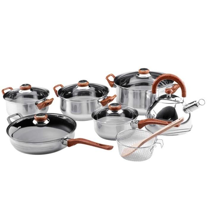 harga Oxone ox-933 panci eco cookware set 12 + 2pcs Tokopedia.com