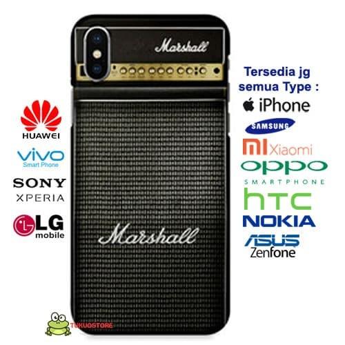 harga Marshall amplifier 2 iphone case & all case hp Tokopedia.com