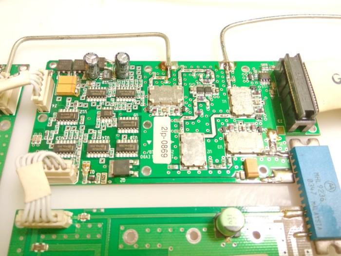 Jual Palet RF 2x MRF9120 880 MHz 120W 26V N–CHANNEL RF POWER MOSFETs - Kota  Surabaya - TRbekas | Tokopedia