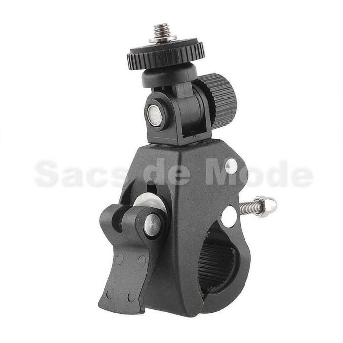 harga Clamp bike mount tripod adaptor sepeda for xiaomi yi / gopro / brica Tokopedia.com