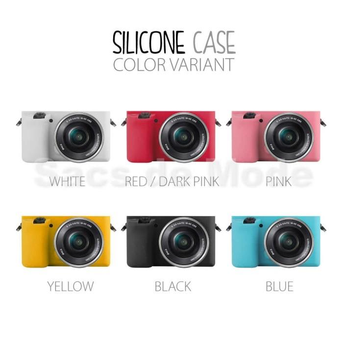 harga Silicone sony alpha a5000 a5100 silikon case / sarung silicon Tokopedia.com