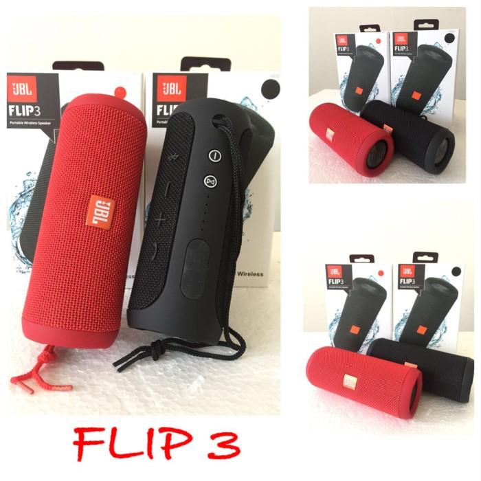 harga Speaker bluetooth jbl flip 3 / speaker wireless jbl flip 3 /