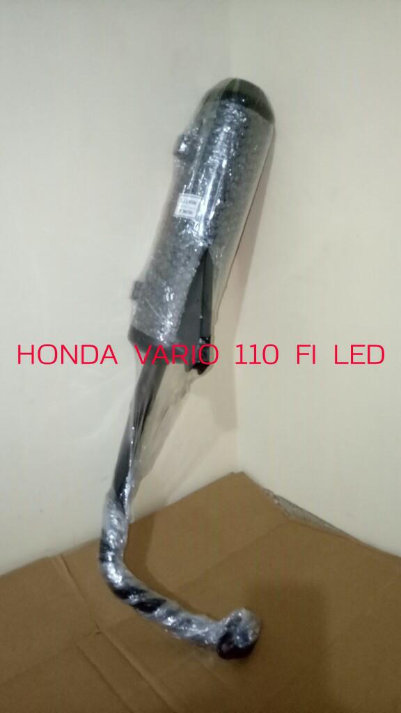 Foto Produk Knalpot bobokan racing Vario 110 LED dari Kipli Motor