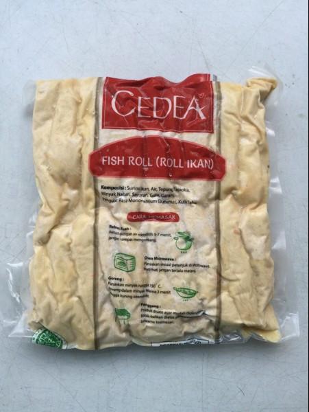 harga Gosend cedea fish roll keju 40s 1 kg Tokopedia.com