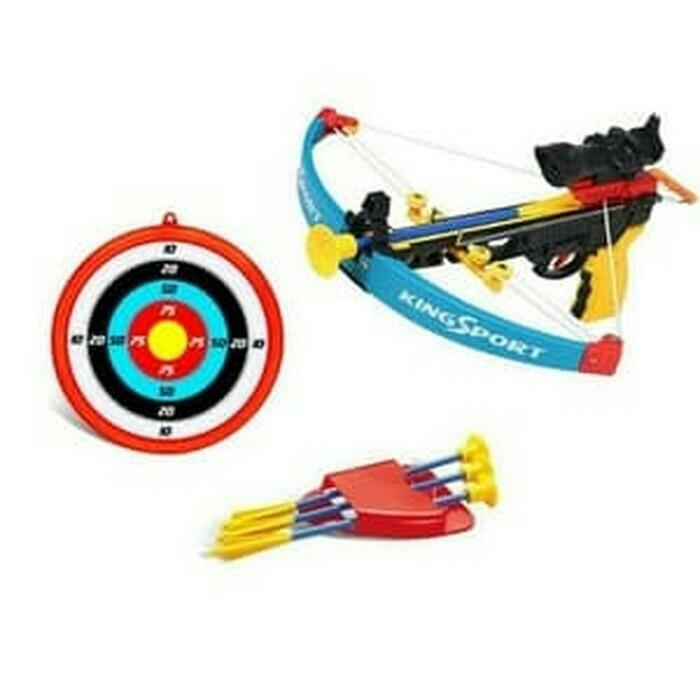 harga Mainan panahan crossbow set Tokopedia.com