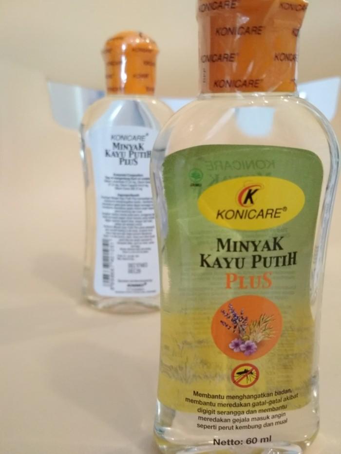 Harga Konicare Minyak Kayu Putih Plus 60ml Minyak Kayu Putih Harga Rp 21.000