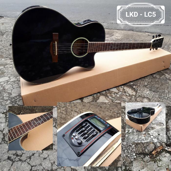 harga Gitar lakewood cstm neck maple lc5 Tokopedia.com