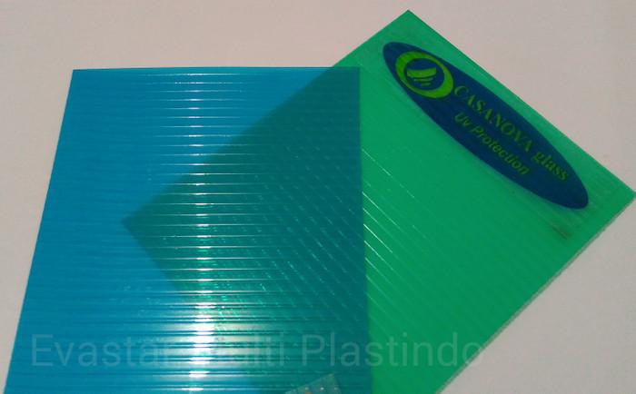 harga Fiber Plat Penutup Pagar Plastik Motif Garis-Garis Glossy 0.6mm Tokopedia.com