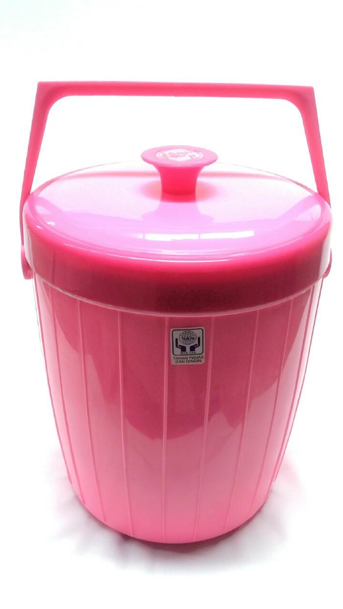 harga [gojek only] rice / ice bucket / termos nasi / es maspion usa 38 Tokopedia.com