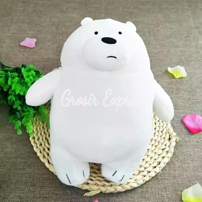 **GOOD QUALITY** Boneka We Bare Bears Original by Miniso