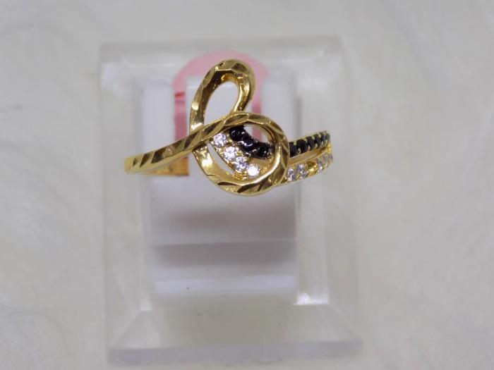 harga Cincin emas kuning putih rosegold mas 375 original simple ellegan mura Tokopedia.com