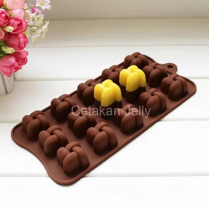 Cetakan coklat / puding  knott
