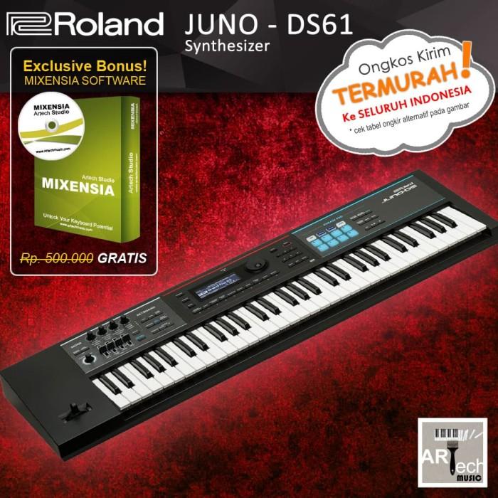 harga Roland juno ds61 / ds 61 / junods 61 synthesizer digital piano Tokopedia.com