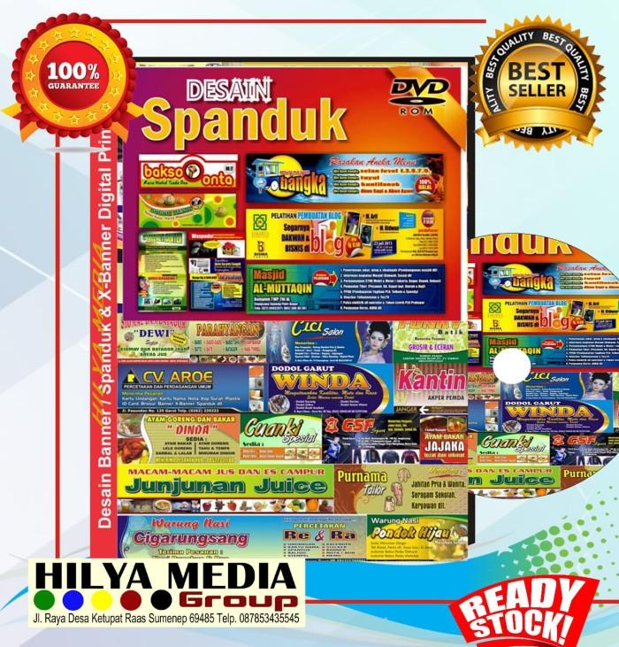 Jual Paket Hemat 500 Template Desain Spanduk Banner Siap ...