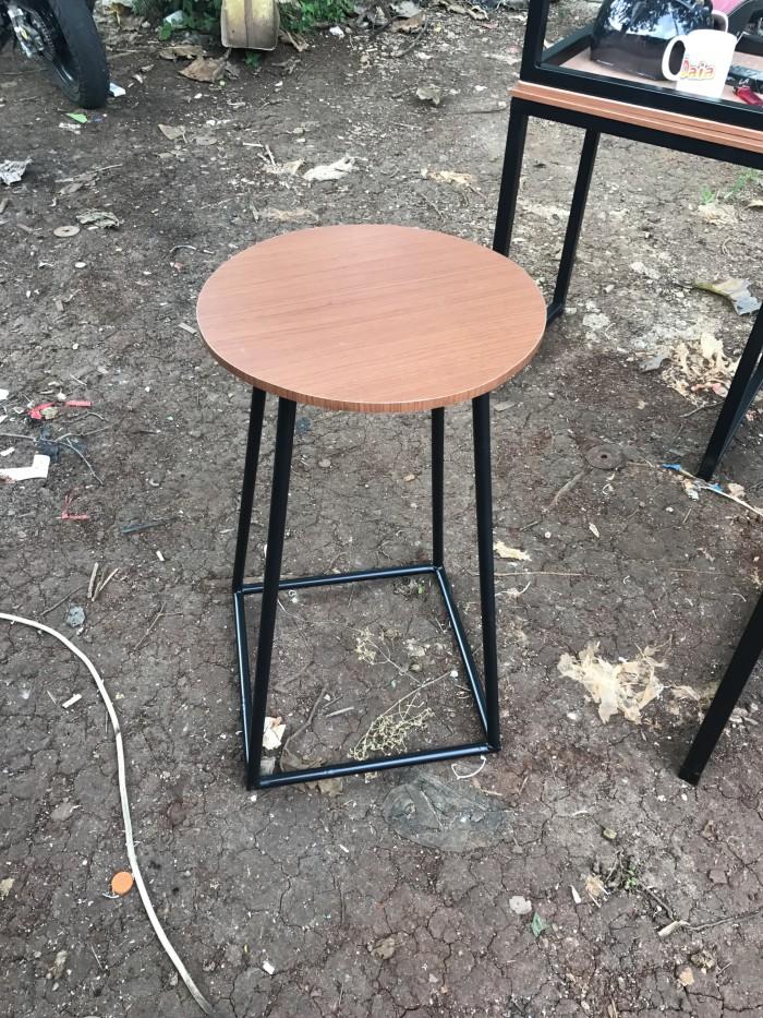 Jual Meja Sudut Coffee Table Meja Cafe Murah Kota Tangerang Selatan Nadya Furniture Tokopedia