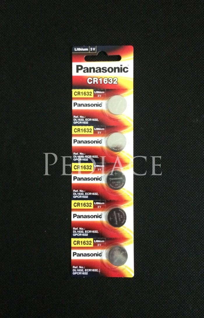 harga Baterai cr1632 panasonic ori batre kancing remot mainan jam cr 1632 Tokopedia.com