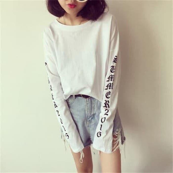 harga Sweater jaket sleting model rabbit baju hanya dingin winter coat sale Tokopedia.com