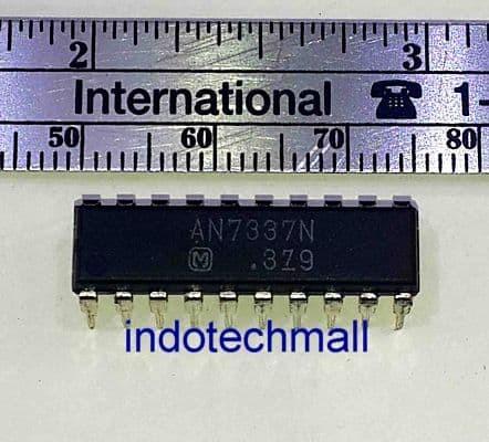 Jual IC AN7337N Matsushita Panasonic 7 ch graphic equalizer - Kab   Tangerang - indotechmall | Tokopedia
